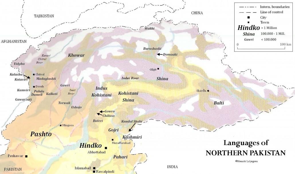 NP Langauges Map