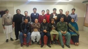 Group photo of CoP participants